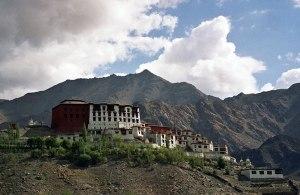 Phyang Gompa, Ladakh, India